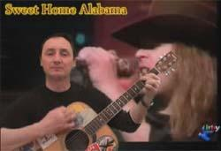 Learn to play Sweet Home Alabama by Lynard Skynard | Movies and Videos | Educational