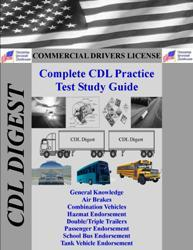 Complete CDL Practice Test Study Guide | eBooks | Education