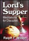 Lord's Supper: Meditations (ebook) g | eBooks | Religion and Spirituality