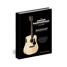 The Guitar Sourcebook | eBooks | Education