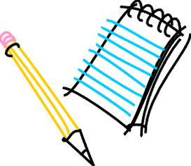 Pencil and Pad - eps | Other Files | Clip Art