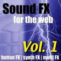Sound FX for Web Design and Flash Vol. 1 | Software | Internet
