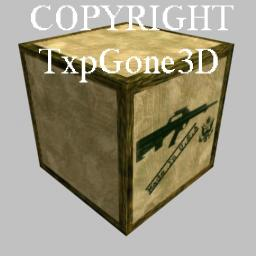 TGE Crate Content Pack | Software | Games