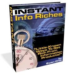 Instant Info Riches | eBooks | Business and Money