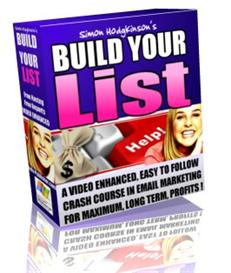Build Your List | Software | Business | Other