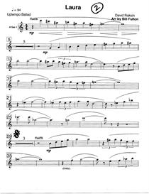 Laura big band arrangement pdf | eBooks | Sheet Music