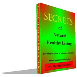 Secrets of Natural Healthy Living