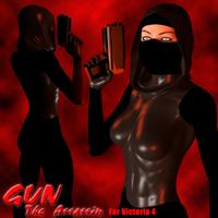 GUN The Assassin for Victoria 4 | Software | Design