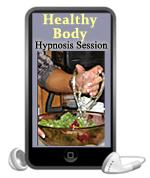 healthy body hypnosis session- mp3 download