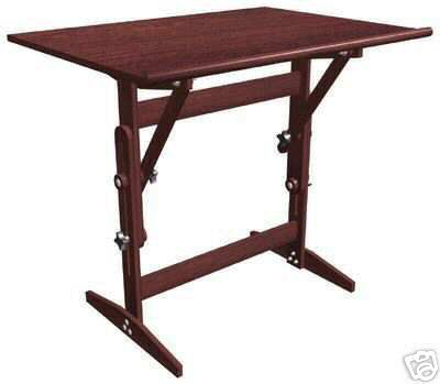High Quality Plan To Build A Adjustable Drafting Table Easy To Read | EBooks | Home And  Garden