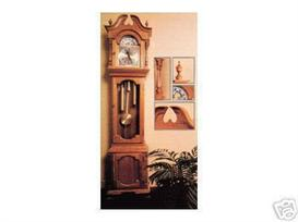 grandfather clock woodworking plans