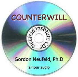 Counterwill In Children Audio | Audio Books | Family and Parenting