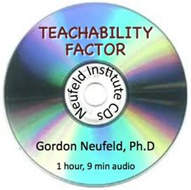 Teachability Factor Keynote Audio | Audio Books | Family and Parenting