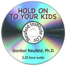 Hold On to Your Kids Presentation Audio | Audio Books | Family and Parenting