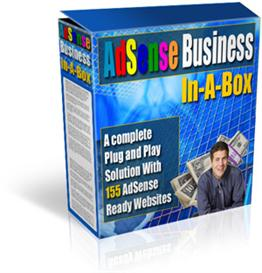Adsense Business In-A-Box Pure Profit Package | Software | Business | Other