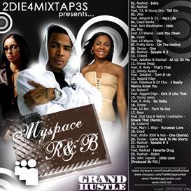 myspace r&b hosted by grand hustle's rashad