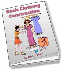 Basic Clothing Construction | eBooks | Arts and Crafts