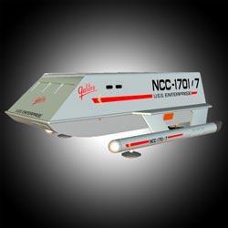 Shuttlecraft Galileo 7 for Poser 4 | Software | Design