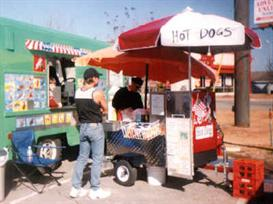 HOW TO START AND RUN A HOT DOG CART BUSINESS