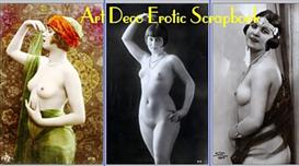 Art Deco Ladies - Vintage Photos & Prints - PDF Scrapbook | eBooks | Arts and Crafts