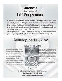 Oneness: Power of Self Forgiveness mp3 | Audio Books | Self-help