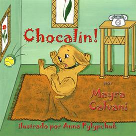 Chocalin-Crash-SpanishEd | eBooks | Children's eBooks
