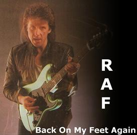 RAF Movin In The Right Direction | Music | Rock