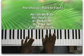 Piano Tutorial - Donald Lawrence - Back to eden | Movies and Videos | Music Video