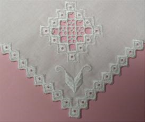 First Additional product image for - Original Hardangish Machine Embroidery VIP