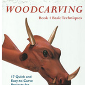 Woodcarving Book 1 | eBooks | Arts and Crafts
