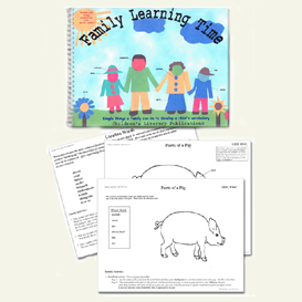 family learning time (english)