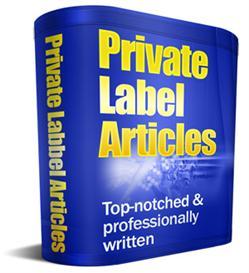 sports set 1 private label articles