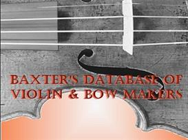 violin makers database