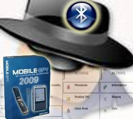 New! Mobile Bluetooth Spy Software