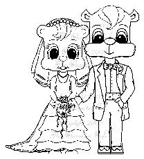 Denny n Delilah Get Married