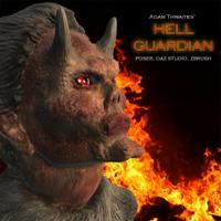 hell guardian