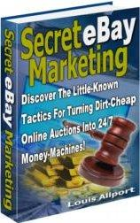 Secret E-Bay Marketing | eBooks | Internet