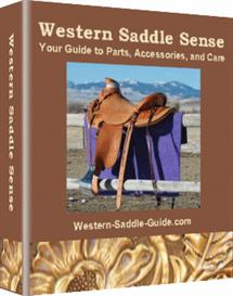 western saddle sense: your guide to saddle parts, accessories and car1