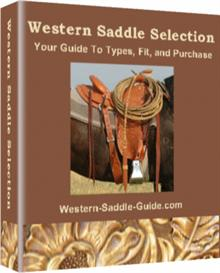Western Saddle Selection: Your Guide to Types, Fit, and Purchase | eBooks | Sports