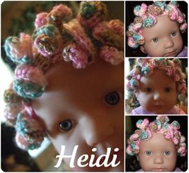 Heidi | Other Files | Patterns and Templates