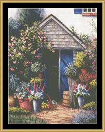 Garden Shed | Crafting | Cross-Stitch | Other