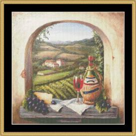 Chianti Reverie | Crafting | Cross-Stitch | Other