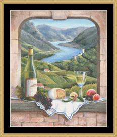 Rhine Wine Moments | Crafting | Cross-Stitch | Other