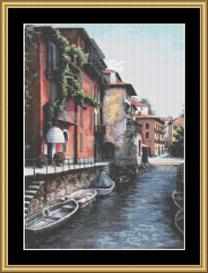 Verenna Harbor | Crafting | Cross-Stitch | Other