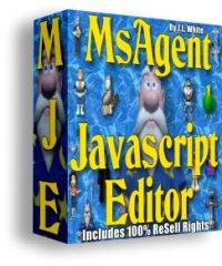 MS Agent JavaScript Editor | Software | Internet