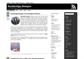 WordPress Apollo Template
