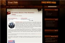WordPress Sherwood Theme