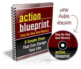 Action Blueprint Step by Step Mastery with audio resell | Audio Books | Self-help
