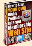 Start Your Own Membership Site | eBooks | Business and Money