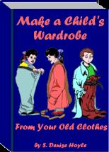 Make a Child's Wardrobe from Your Old Clothes | eBooks | Arts and Crafts